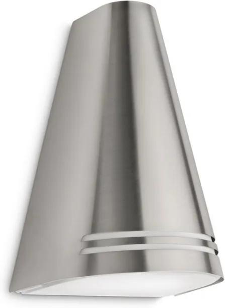Philips 17226/47/16 - Corp de iluminat perete exterior MYGARDEN WOODS 1xE27/15W/230V
