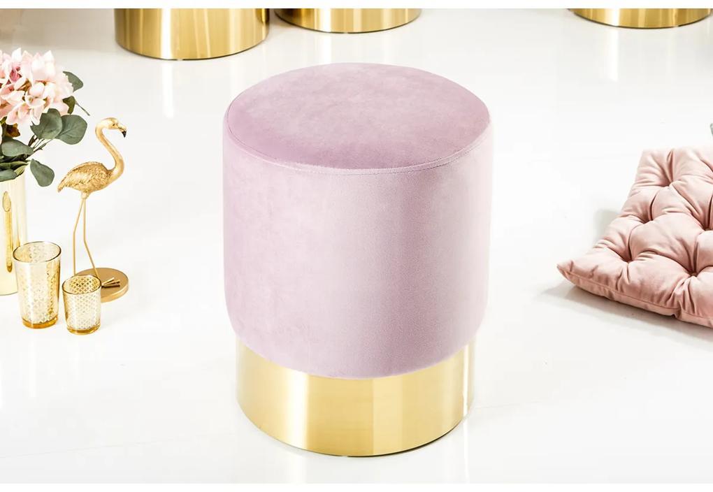 Taburet Invicta Barga liliac gold