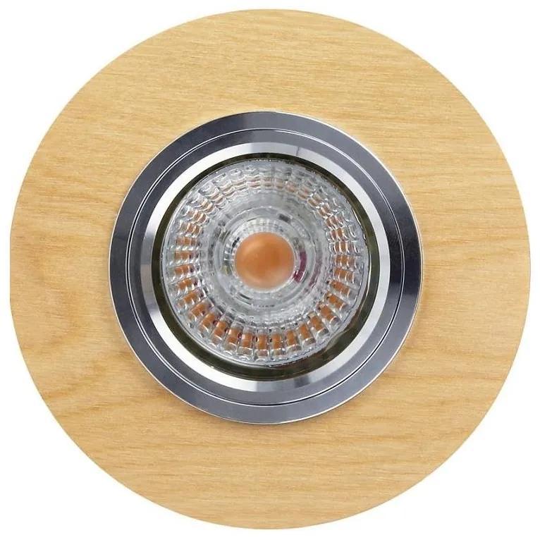 Spot-Light 2511160 - Lampă încastrată LED VITAR 1xGU10/5W/230V