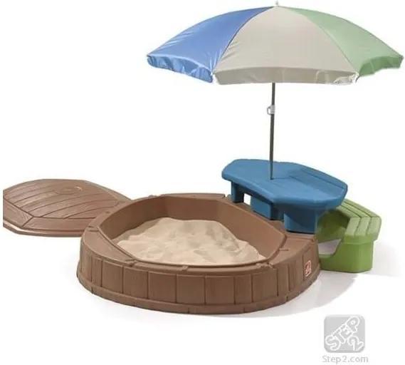 STEP2 - Loc de joaca Summertime Play Center