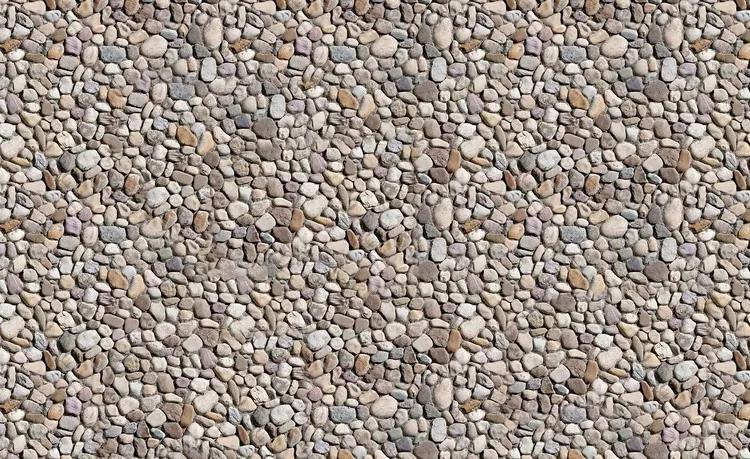 Stone Wall Fototapet, (368 x 254 cm)