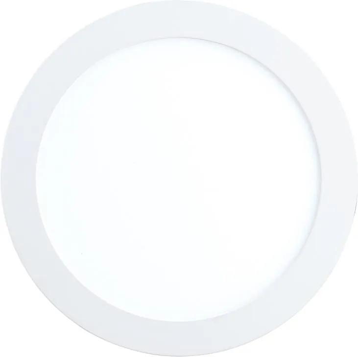 Eglo 32738 - LED RGB Lampa incastrata FUEVA-C LED/10,5W/230V alb