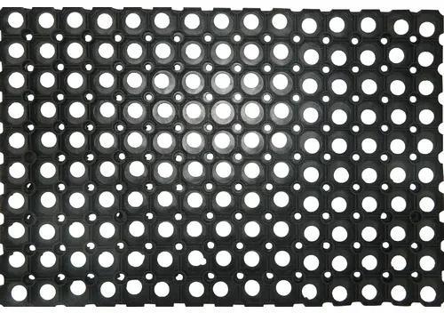 Covoras intrare cauciuc Domino 100x150 cm