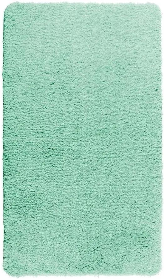 Covor baie Wenko Belize, 55 x 65 cm, albastru turcoaz
