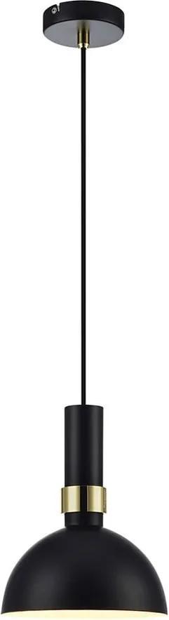 Lustră Markslöjd Larry kolimpex, negru