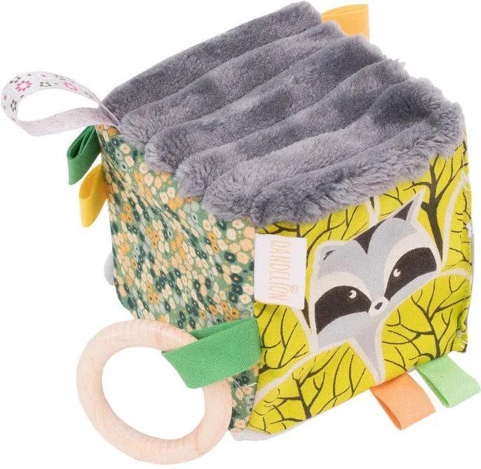 Cub textil BABY - Animale in padure