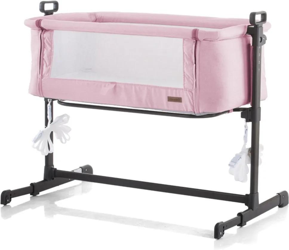 Patut Co-Sleeper Chipolino Close To Me Pink