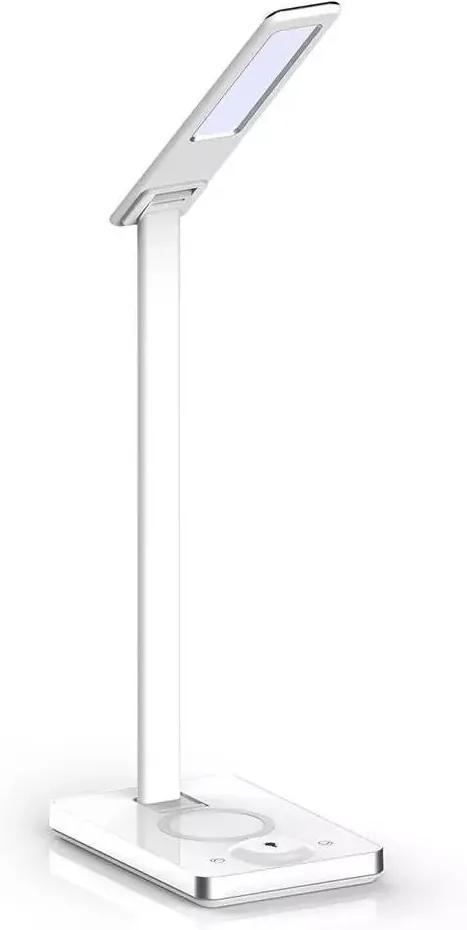 LED Lampă de masă dimmabilă LED/5W/230V cu încărcare wireless