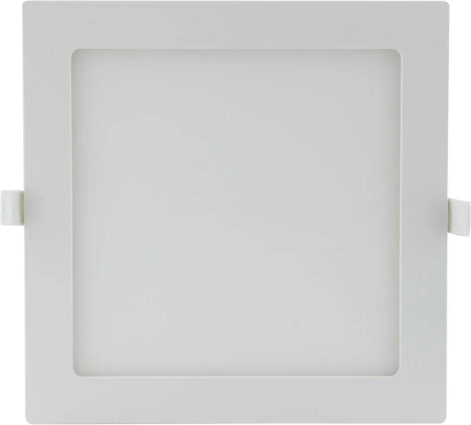 LED Lampă încastrată LED/18W/230V cu comutator de temperatură de culoare