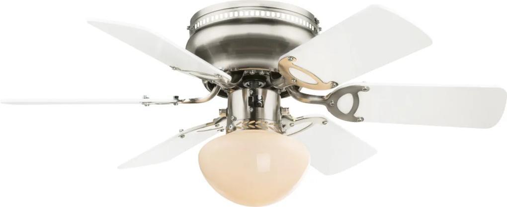 Plafoniera Ventilator Ugo, 1 x E27 60W