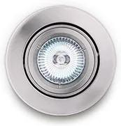 Spot argintiu din metal Halogen Lamp Brushed Maxlight