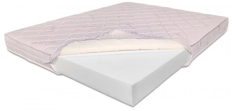 Saltea de pat Super Ortopedica Medical Memory 14+2, Tencel 80 x 200 cm