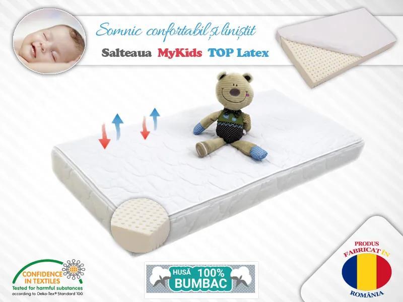 Saltea Top Latex 120x60x10 cm
