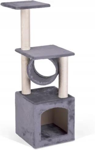 Ansamblu de joacă/odihnă pisici Flippy 93cm DR-265
