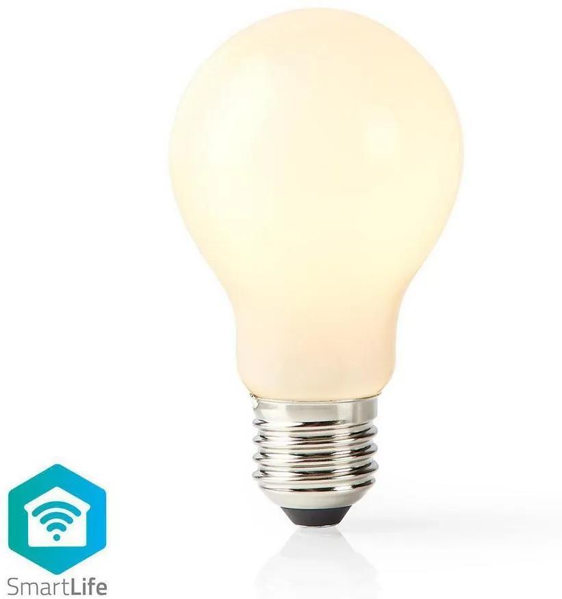 Nedis WIFILF11WTA60 − LED Dimmabil inteligent bec A60 E27/5W/230V