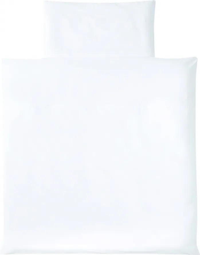 Lenjerie pat white 80/80 cm