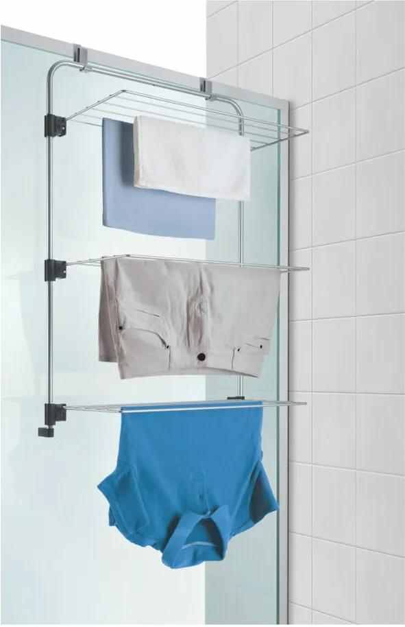 Suport pentru cabina de duș cu 3 etajere