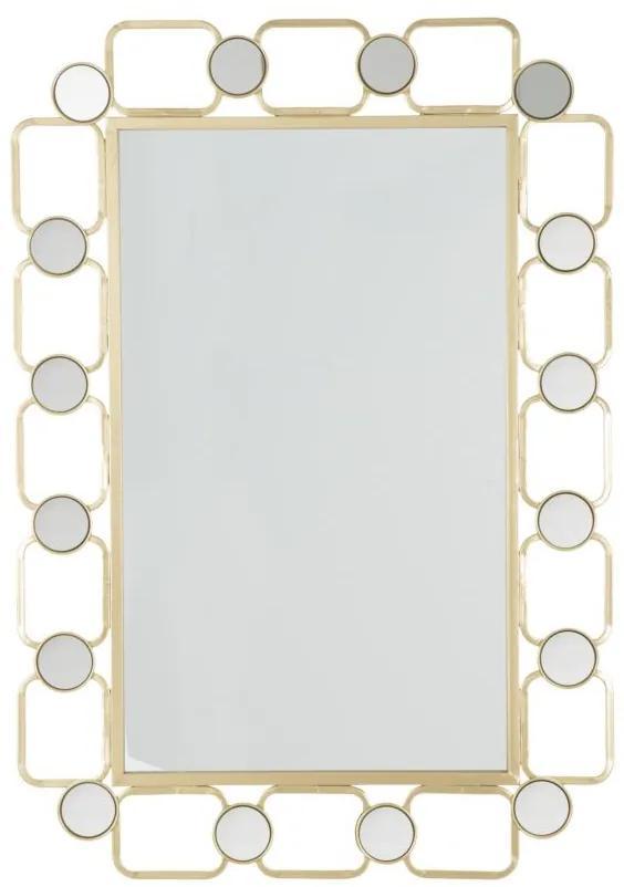 Oglinda de perete GLOSH, 71X2X102 cm, Mauro Ferretti