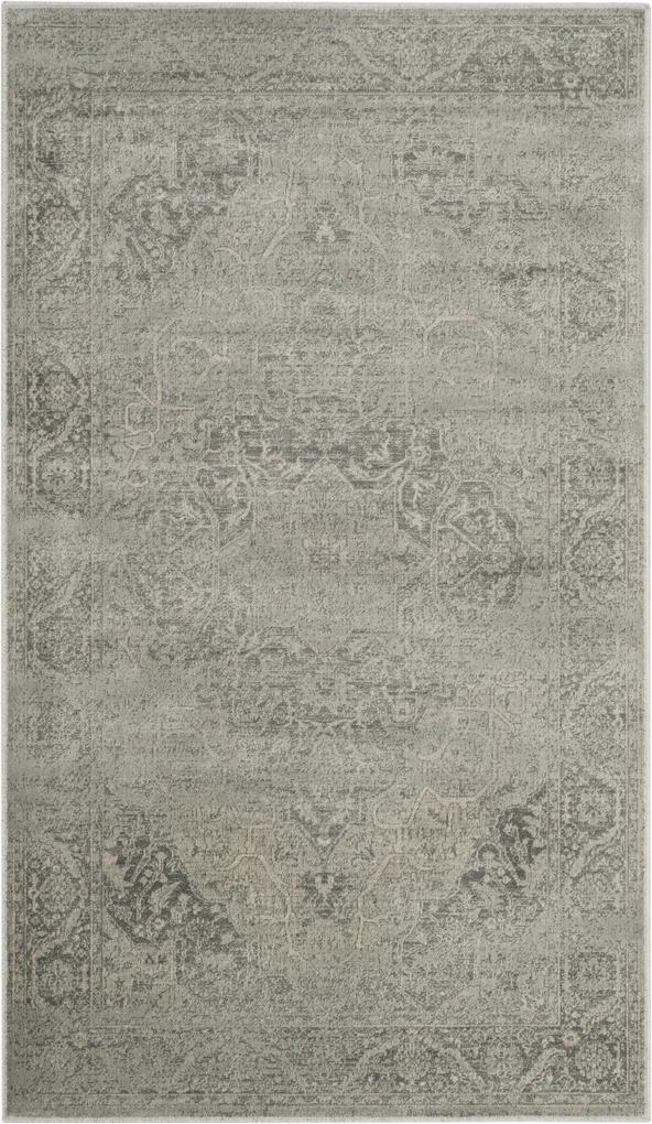 Covor Oriental & Clasic Charlotte, Gri, 120x170