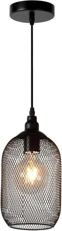 Lucide 43404/15/30 - Lampa suspendata MESH 1xE27/60W/230V