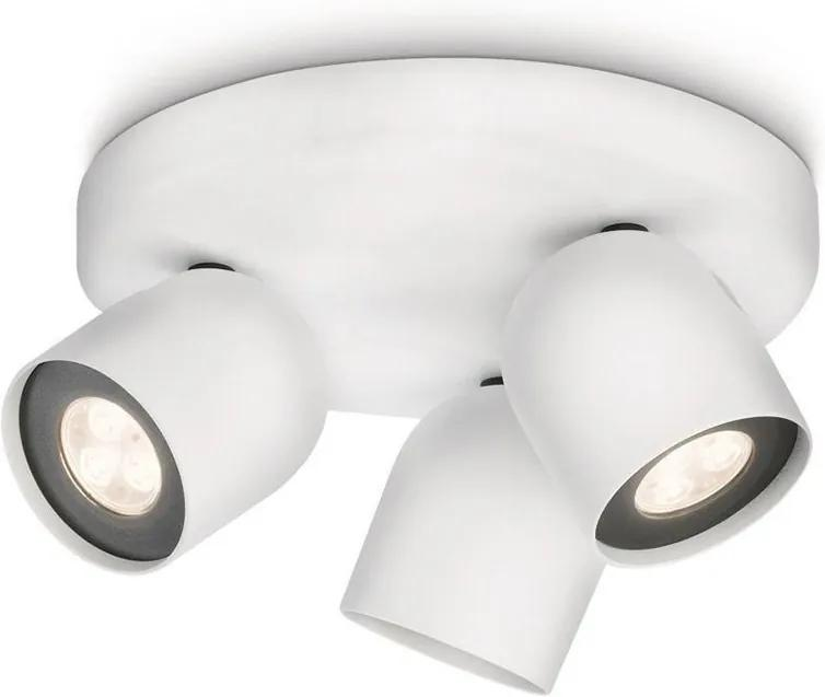 Philips 56493/31/16 - LED Lampă spot MYLIVING ZESTA 3xLED/4,5W/230V