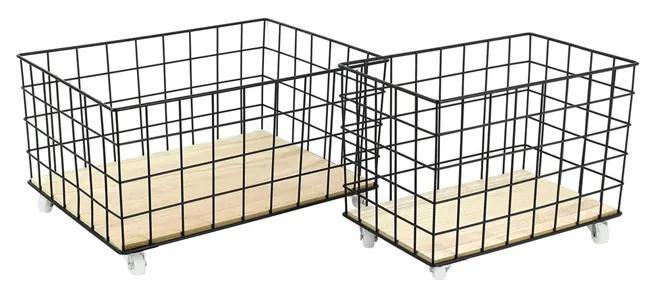 Set 2 cosuri depozitare CMP Basket