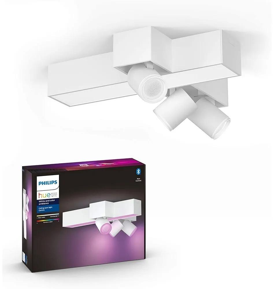 Philips 50608/31/P7 - LED RGB Lampă spot CENTRIS LED/25W/230V + 3xGU10/5,7W