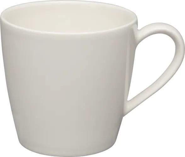 Ceasca cafea din portelan, Voice Basic Alb, 240 ml, Villeroy & Boch