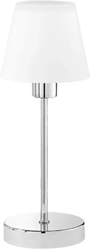 Trio LUIS 595500106 Veioze cu sensor de atingere crom excl. 1 x E14, max. 40W H:32cm,