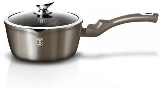 Cratita cu capac 16 cm Carbon Metallic Line Berlinger Haus BH 1660N