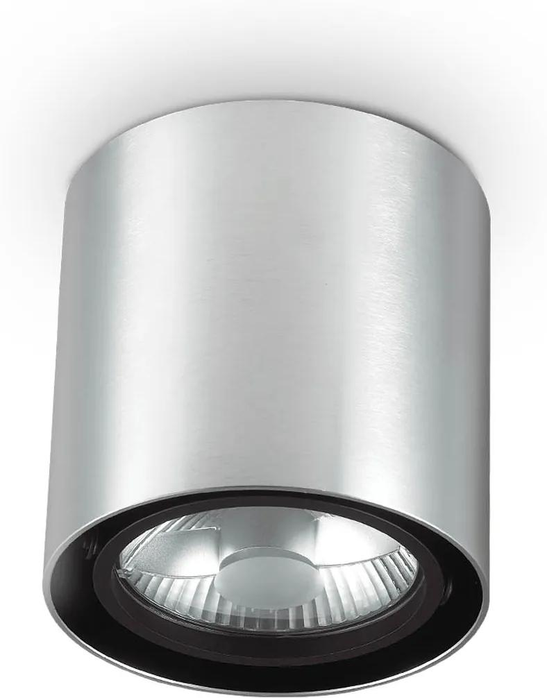 Spot-Aplicat-MOOD-PL1-BIG-ROUND-ALLUMINIO-140896-Ideal-Lux