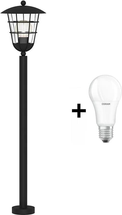 Eglo 94836 - LED Lampă exterior PULFERO 1xE27/9W/230V