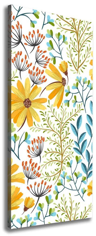 Imprimare tablou canvas Flori de câmp