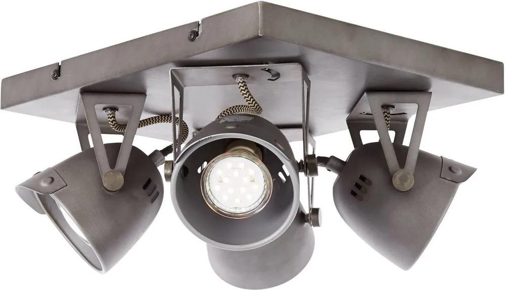 Brilliant - Lampă spot KA 4xGU10/5W/230V