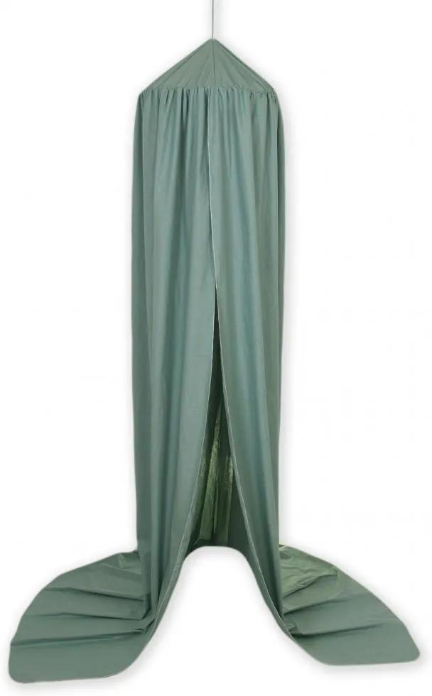 Baldachin suspendat multifunctional pentru copii Pure Salvia bumbac 250x320 cm