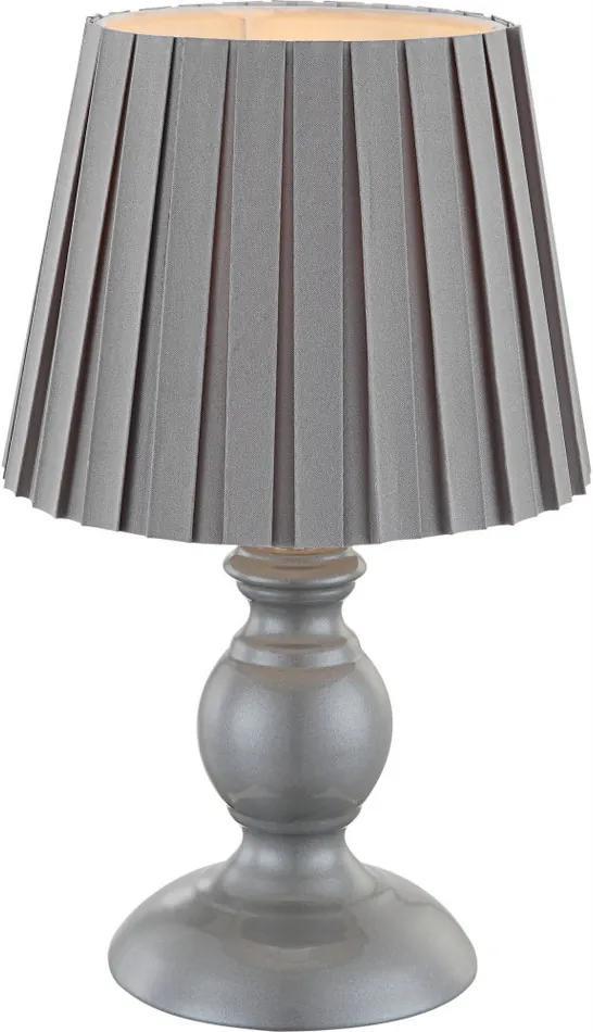 Globo METALIC 21691 Lampa de masa de noapte 1 x E14 max. 40w IP20
