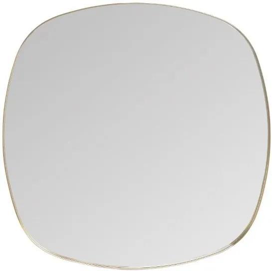 Oglinda patrata maro din alama 90x90 cm Dobles Brass Maxi