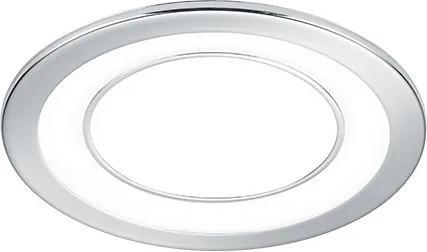 Spotlight Core, plastic, argintiu, 10w