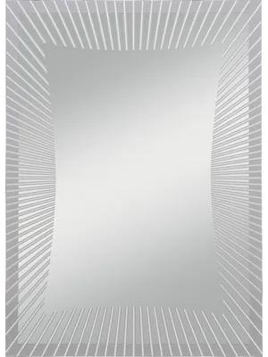 Oglinda baie serigrafiata Kristall Form Input 50x70 cm