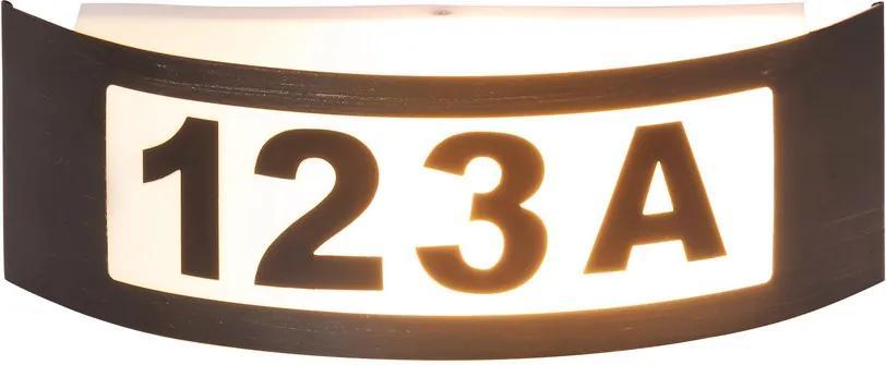 Rábalux Innsbruck 8748 Aplice pentru iluminat exterior auriu antic alb E27 1X MAX 14W 31,8 x 10 x 9 cm