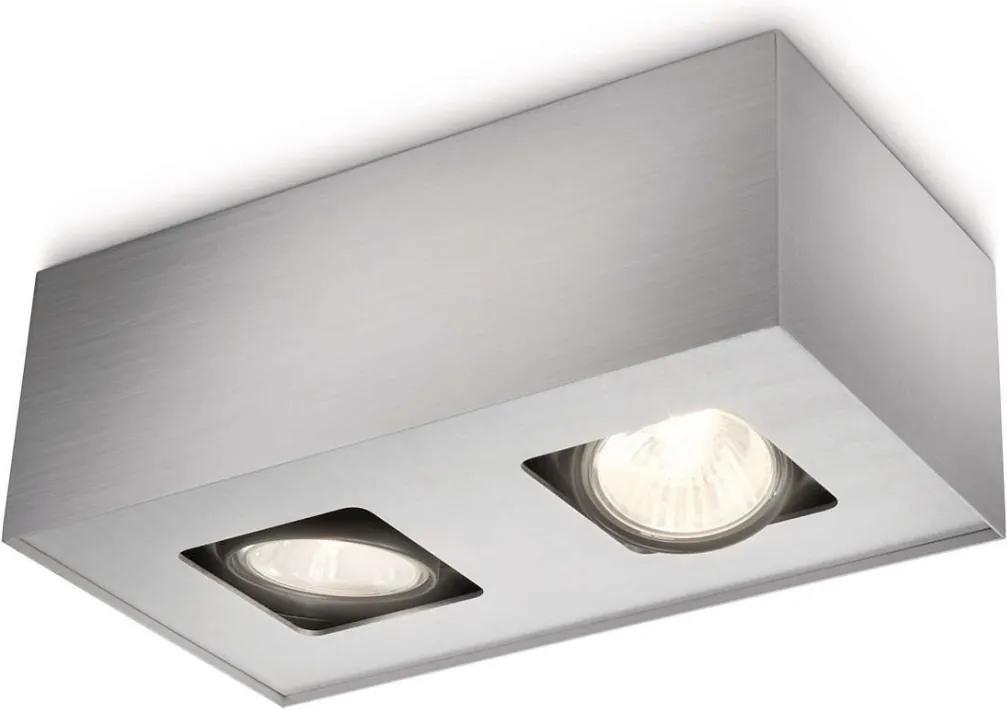 Philips 56232/48/16 - Lampa spot TEMPO 2xGU10/35W/230V