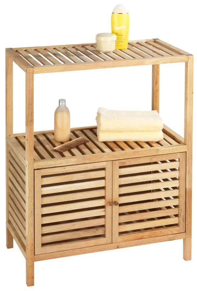 Dulăpior din lemn pentru baie Wenko Norway