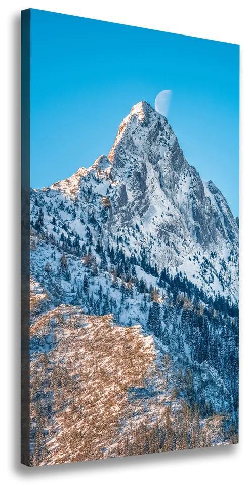 Pictură pe pânză Tatra Munții Giewont