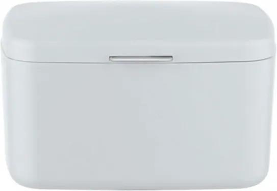 Cutie de depozitare alba din cauciuc termoplastic 11x19,5 cm Barcelona Badbox Wenko