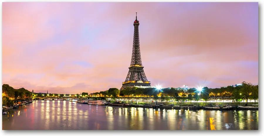 Tablou Printat Pe Sticlă Turnul eiffel din paris