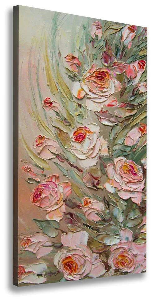 Tablou canvas Trandafiri