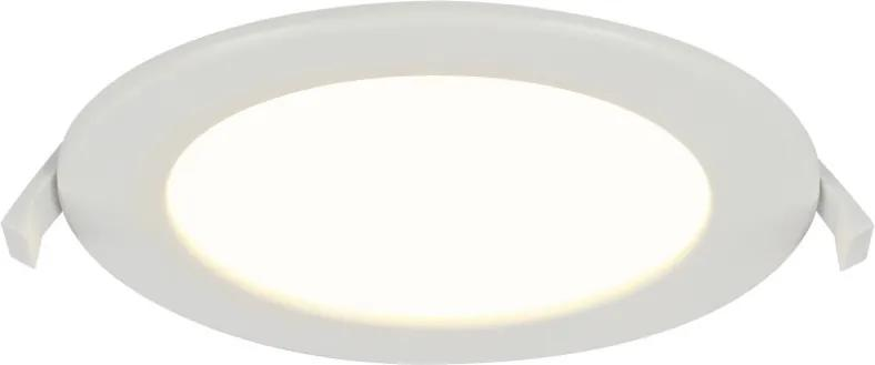 Globo UNELLA 12391-12 Spoturi incastrate alb aluminiu LED - 1 x 12W 1000lm 3000K IP44 A+