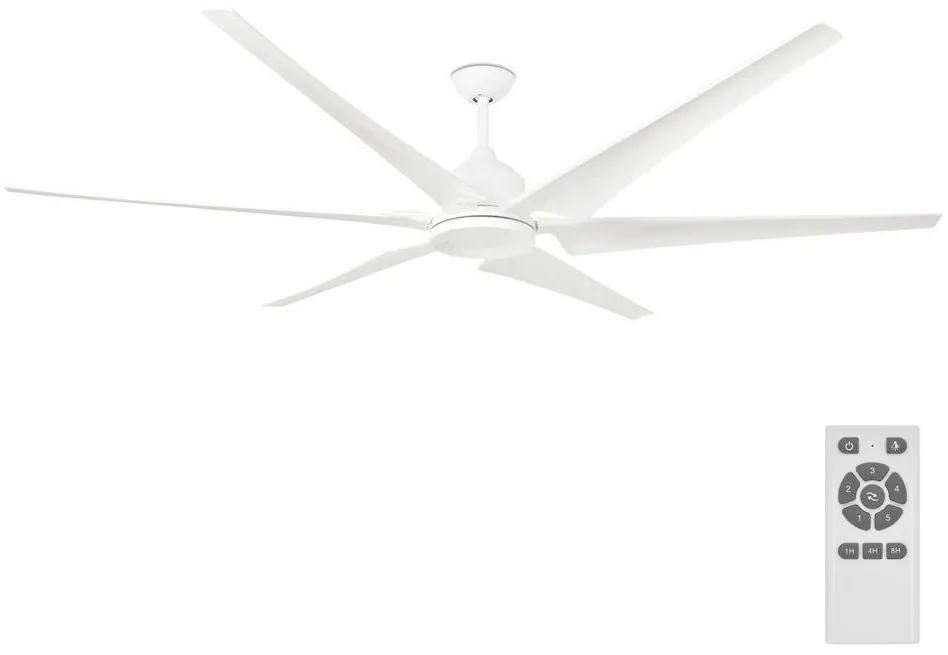 FARO 33512 - Ventilator de tavan CIES alb