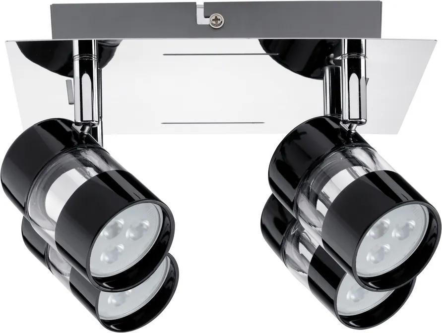 Paulmann 60189 - Spot LED NEVO 4xGU10/3,5W/230V