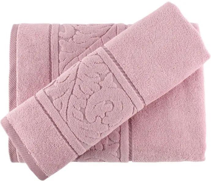 Set 2 prosoape Sultan Pink
